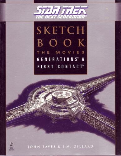 Star Trek: The Next Generation Sketchbook