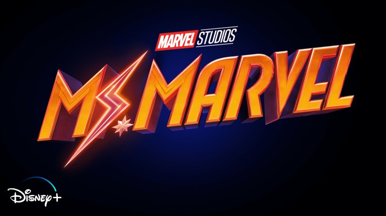 Ms. Marvel logo.